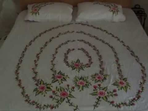 Applique Designs For Baby Bed Sheets