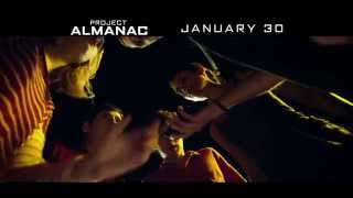 Paramount Pictures: Project Almanac Movie - Lotto