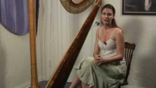 History of the Harp : Harp History: Origins