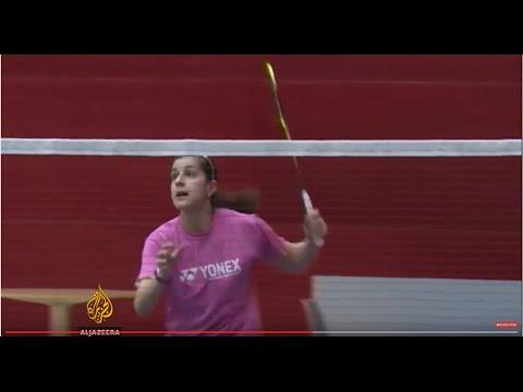 Spanish badminton ace Carolina Marin eyes Olympic gold