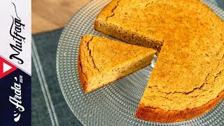 Yağsız Unsuz Şekersiz Kek Arda& 39 nın Mutfağı
