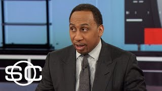 Stephen A. Smith reacts to NBA trade deadline moves by Cavaliers and Lakers | SportsCenter | ESPN