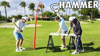 Building your Own Golf Clubs Challenge