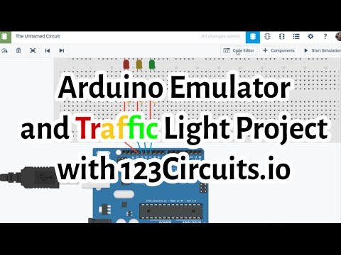 Simulate and Test Arduino Projects with 123D Circuits