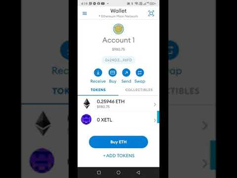 How To Buy Etherlite On Metamask With Ether.  Ethereum BNB USDT