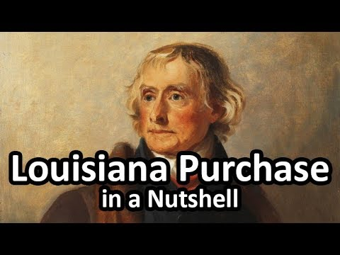 Download The Louisiana Purchase in a Nutshell