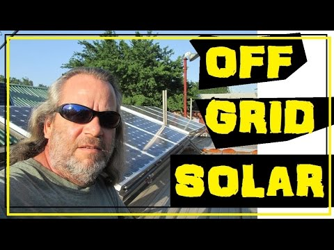 Solar Panel How-to  / Simple Explanation