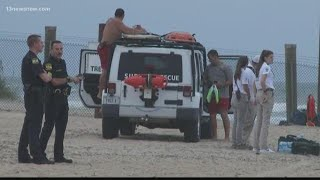 Rescue crews search for man who disappeared in Virginia Beach water