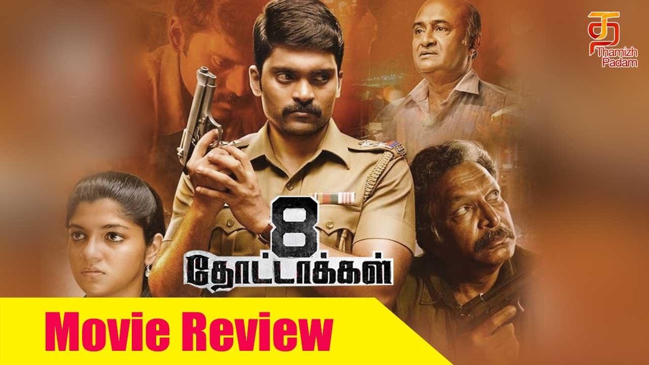 8 Thottakal Tamil Movie   Review   Vetri   Aparna Balamurali   Nassar   M S  Bhaskar   Thamizh Padam - YouTube
