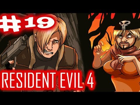 Two Best Friends Play Resident Evil 4 HD (Part 19)
