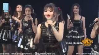 悬铃木 SNH48 TeamHⅡ 20170401