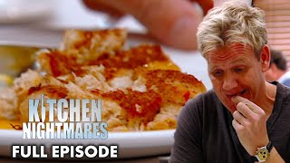 Gordon Finds PLASTIC In His Food | Kitchen Nightmares FULL EPISODE