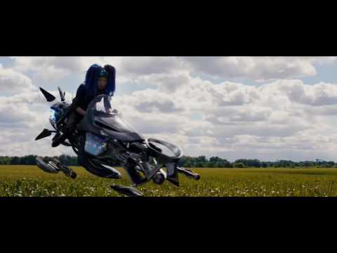 Jupiter Ascending    New HD Trailer   ...