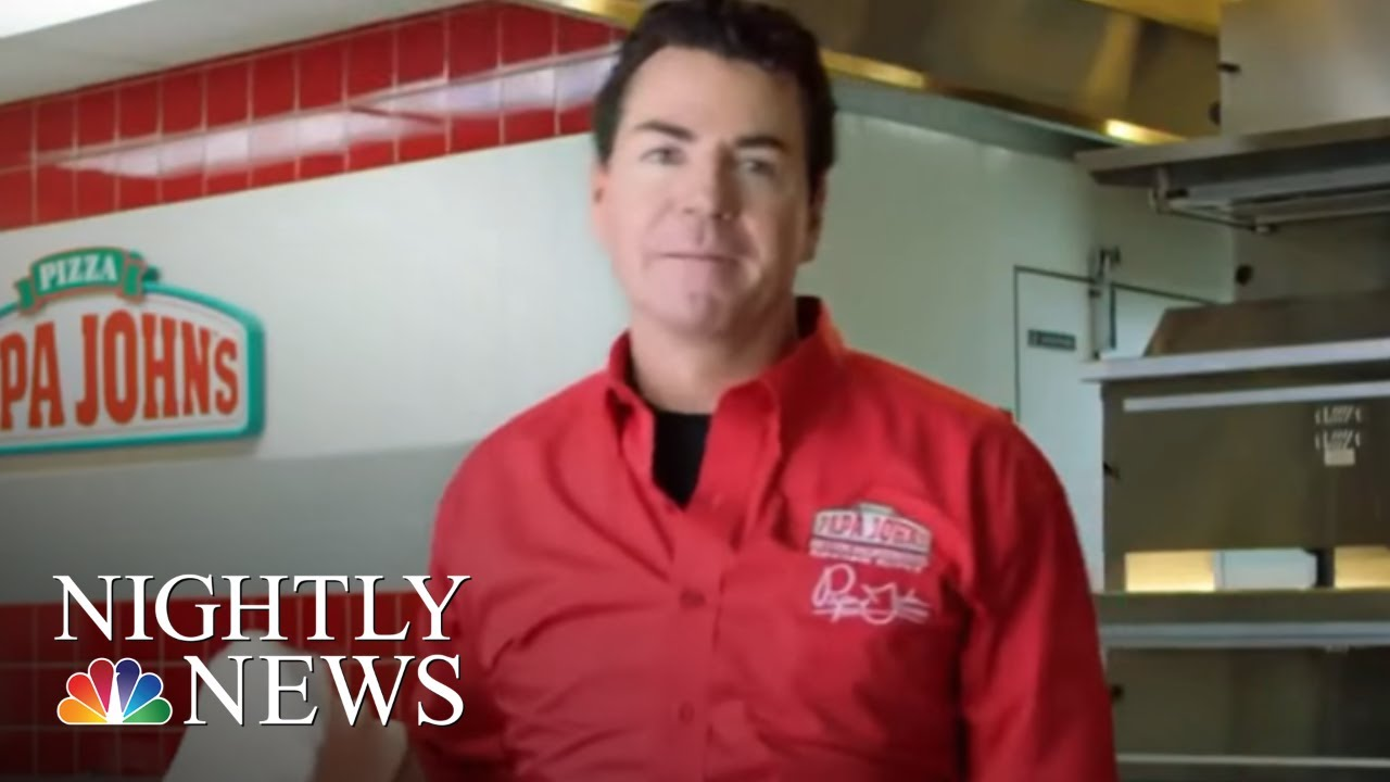 The Downfall of Papa Johns: Founder Resigns Amid Backlash After using The N-Word