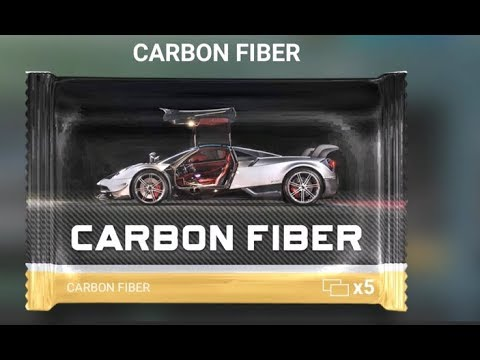CARBON FIBER PACK OPENING - Top Drives