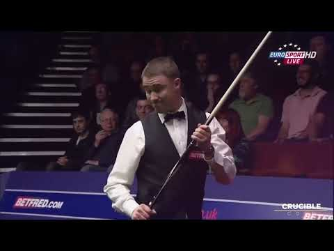 Stephen Hendry 147! 2012 Crucible Maximum Break!