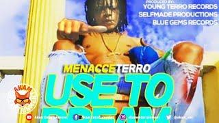 Menacce - Use To Dream [Audio Visualizer]