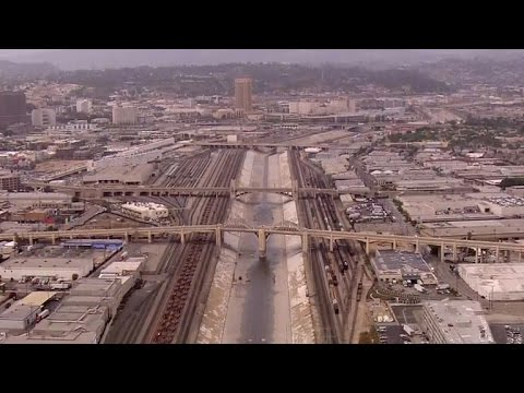 Frank Gehry Gives Los Angeles River World-class Make-over