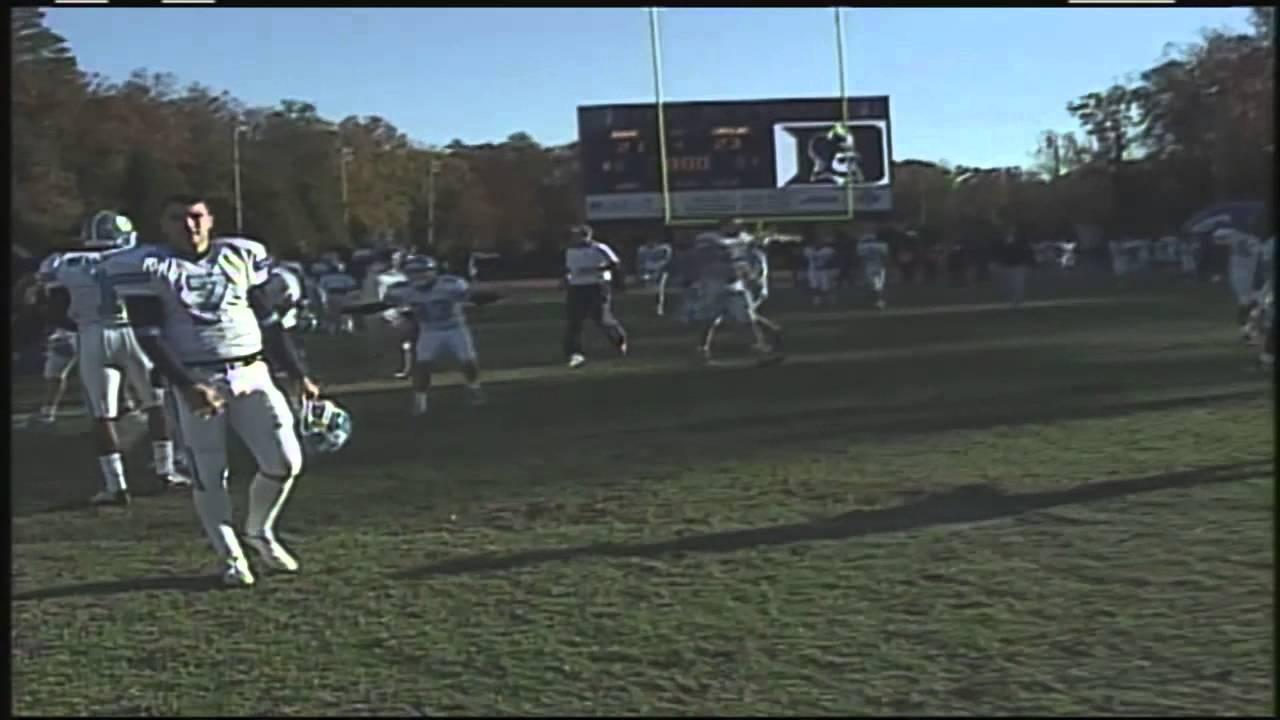 Dan Orner Game Winning Field Goal UNC Vs Duke 2002