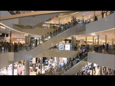 Shinsegae Centum City, Busan, Korea: The World