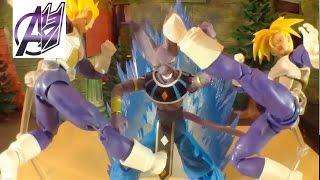 Video Dragonball Z [Stop Motion Film] Vegeta & Trunks vs Lord Beerus download MP3, 3GP, MP4, WEBM, AVI, FLV Desember 2017