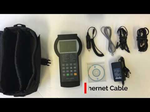 Introduction of  GAO 5856 ADSL/ADSL2+ Tester (A0050006tek)