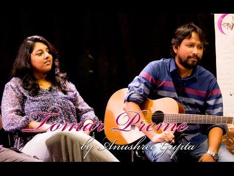 Tomar Preme Dhonyo Karo | Kolkata Videos ft. Anushree Gupta | Rabindra Sangeet