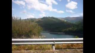 Barrage de Doiras (Asturies, Espagne) F - GUIASTUR