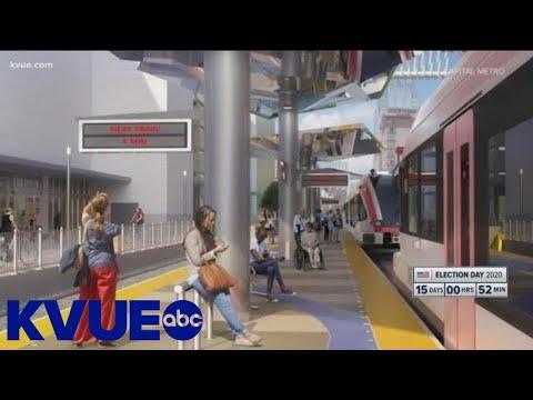 CapMetro opens new metrorail Downtown Austin station | KVUE