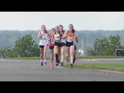 Under 15 girls South of England Road Relay Championships 25092016