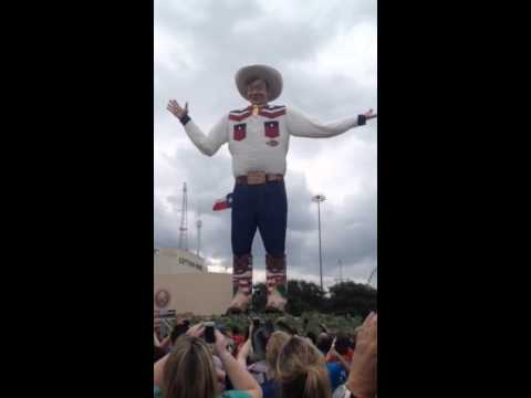 2013 09 27 first words of the new big tex youtube 2013 09 27 first words of the new big tex publicscrutiny Image collections