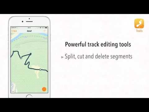 Trails - Your iPhone GPS logbook