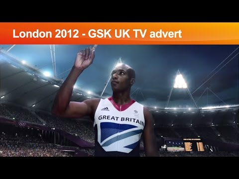GSK: UK TV advertisement for London 2012