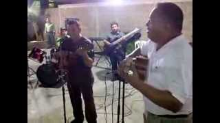 Leonel Reyes y Tulio Ochoa en vivo