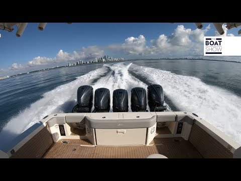 [ENG] THE MOST POWERFUL OUTBOARD ENGINES SEEN AT MIAMI BOAT SHOW 2019 - The Boat Show