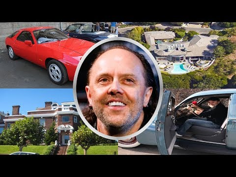 Lars Ulrich Net Worth  Family  House and Cars  Lifestyle  Lars Ulrich Biography