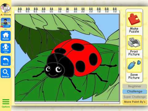 ABC Mouse  Example for Kids Game Play