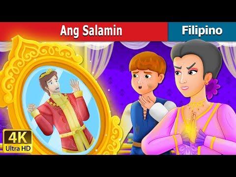 Ang Salamin   The Mirror Story   Kwentong Pambata   Filipino Fairy Tales