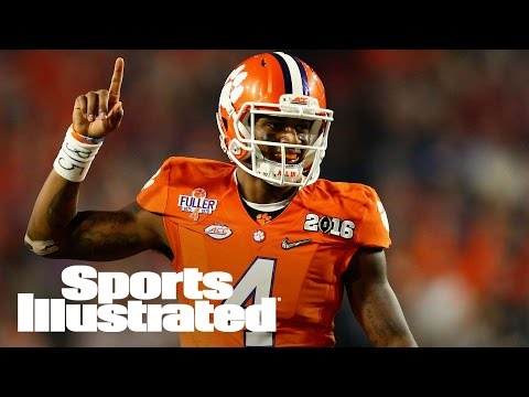 Deshaun Watson Shares Most Personal Question NFL Scouts Asked Him | SI NOW | Sports Illustrated