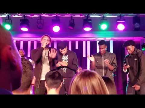 Christon Gray Live @ Messiah College(5)