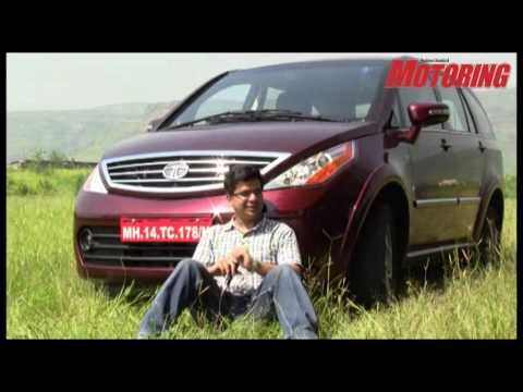 Tata Aria review - Business Standard Motoring webTV!