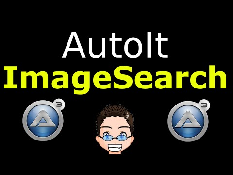 AutoIt Image Search In English