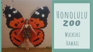 Honolulu Zoo -  Oahu Waikiki Hawaii