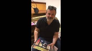 30/07/2020 - James Dean Bradfield - Rough Trade Transmissions YouTube Videos