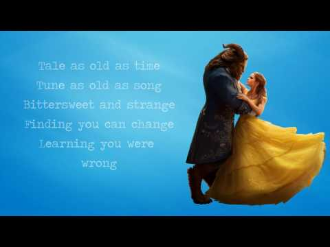 """Beauty and the Beast"" Lyrics - Leroy Sanchez & Lorea Turner"
