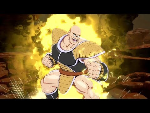 Dragon Ball FighterZ Nappa Gameplay Trailer [OFFICIAL] with New Scenes from Story Mode and Online: Dragon Ball FighterZ Nappa Gameplay Trailer [OFFICIAL] with New Scenes from Story Mode and Online. Subscribe for more http://bit.ly/animegamesonline