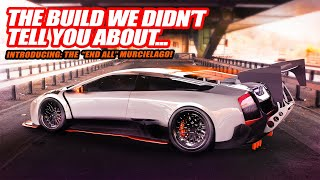 SURPRISE! An Update On RANDY'S Lamborghini LP640! *WORLD'S CRAZIEST MURCIELAGO BUILD IN PROGRESS*