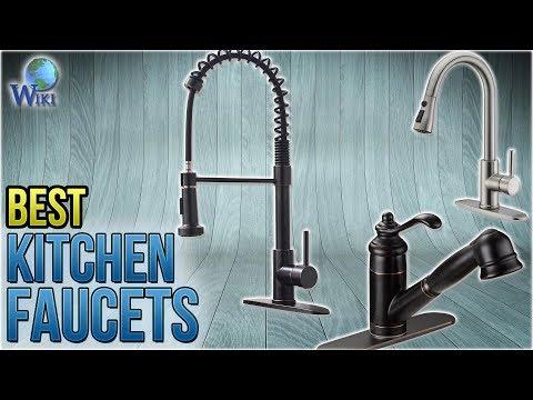 10 Best Kitchen Faucets 2018