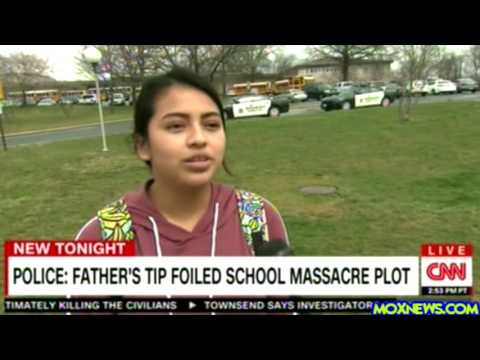 18 Year Old Wanted To Be First Female Mass School Shooter But Her Dad Called The Cops
