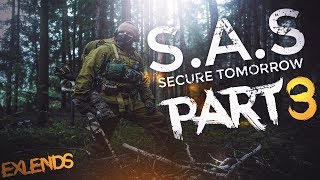 SAS Secure Tomorrow Gameplay - Part 3